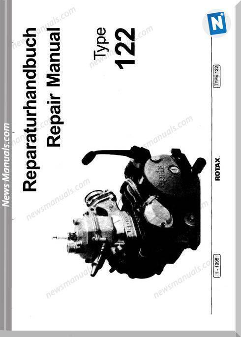 Aprilia Rotax Engine Manual 122