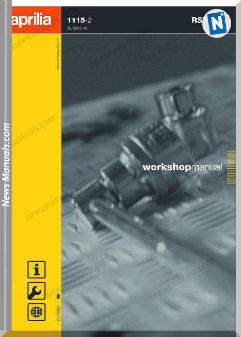 Aprilia Rsvmille 2002 Workshop Manual