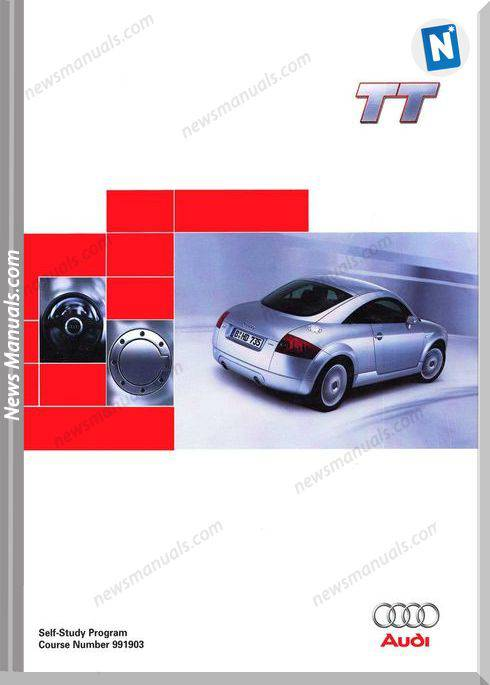 Audi Ssp 991903 Tt Service Training