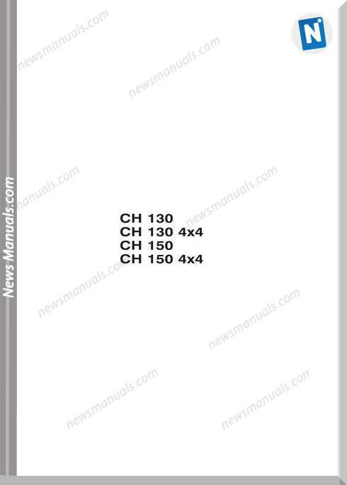 Ausa Forklift Models Ch130 Ch150 Service Manual Esp