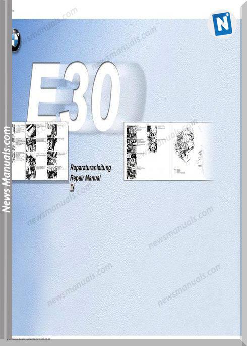 Bmw E30 Repair Manual V7