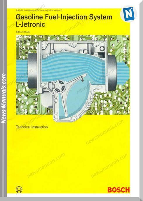 Bosch Injection Cd Workshop Manuals