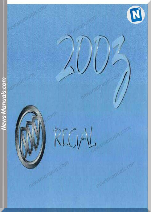 Buick Regal 2003 Service Manual