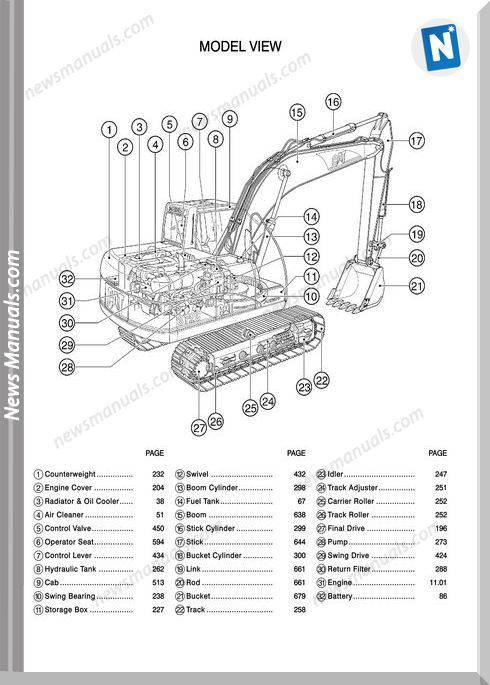 caterpillar 312c track type excavator 2010 parts manual. Black Bedroom Furniture Sets. Home Design Ideas