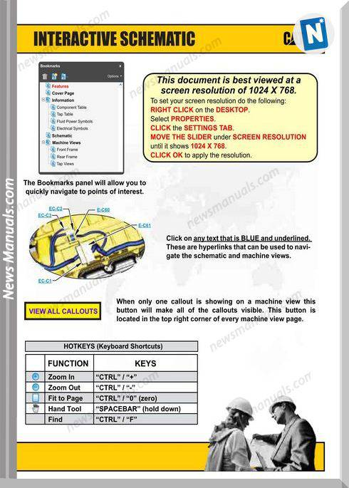 Caterpillar 980H Wheel Loader Electrical System