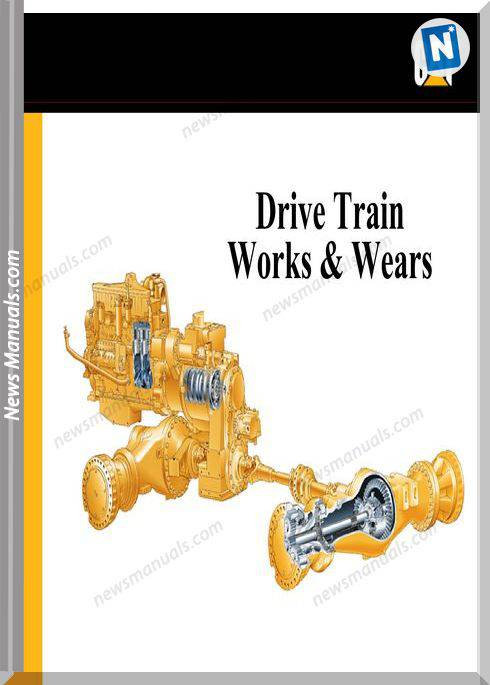 Caterpillar Advance Training Power Train Works Wears