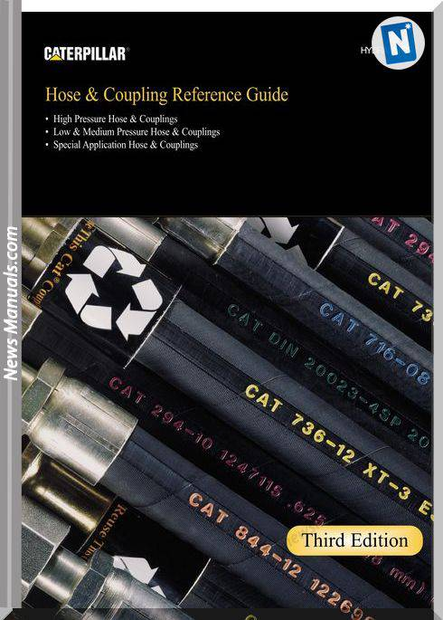 Caterpillar Hose And Coupling Reference Guide