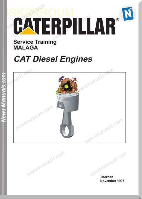 Caterpillar Malaga Diesel Engines Service Training
