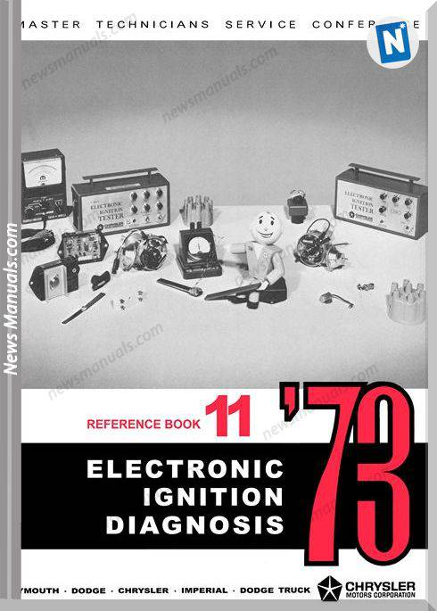 Chrysler Reference Electronic Ignition Diagnosis