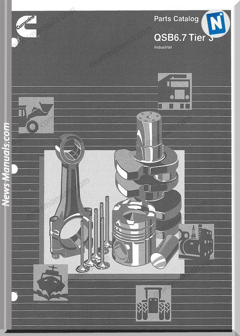 Cumming Parts Catalog Pm Qsb6 7 Gb