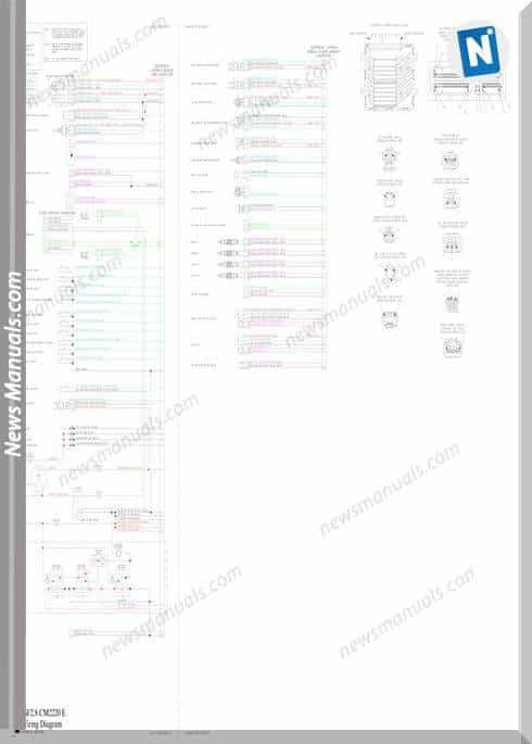 Cummins Isf2 8 Cm2220 E Wiring Diagram