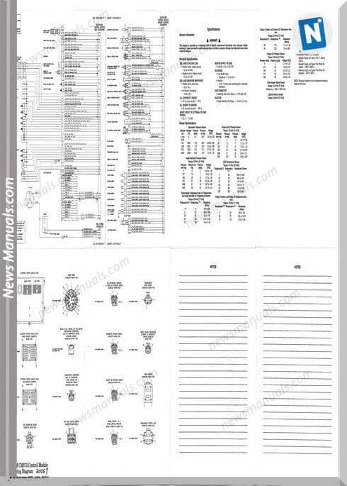 ism cummins wiring diagram