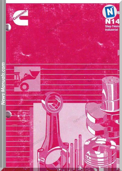 Cummins N14 Engines Models Parts Catalogue