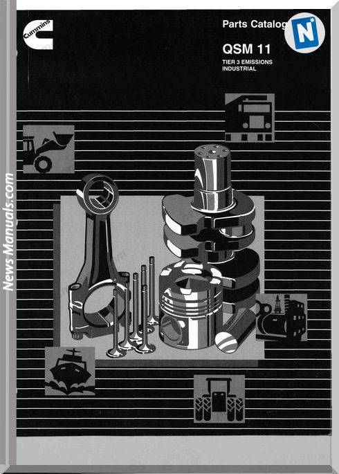 Cummins Qsm11 Tier3 Parts Catalog