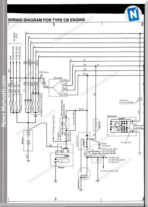 daihatsu charade wiring diagram g100. Black Bedroom Furniture Sets. Home Design Ideas