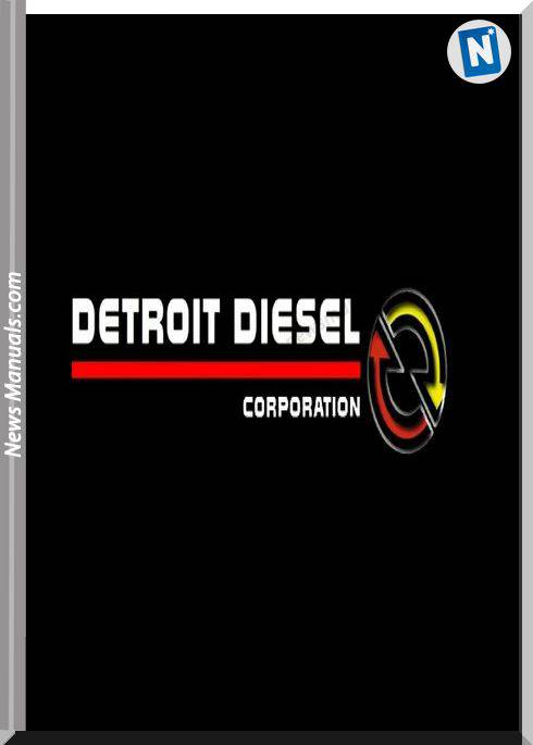 Detroit Diesel-Series 50G-60G Training Program