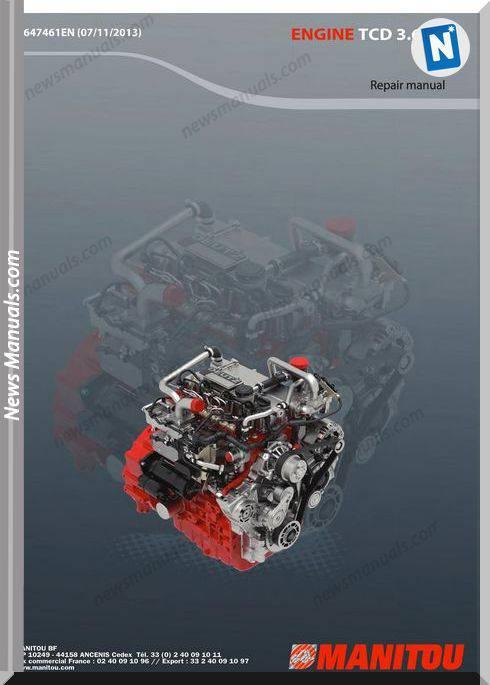 Deutz Engine Repair Manual Tcd 3 6 L4