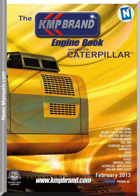 Engine Kmp Book Suitable For Cat 2013