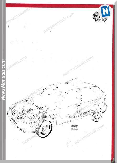 Fiattipo Service And Repair Manual