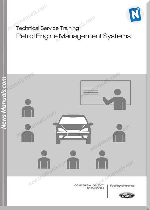 Ford Petrol Engine Management Systems Training