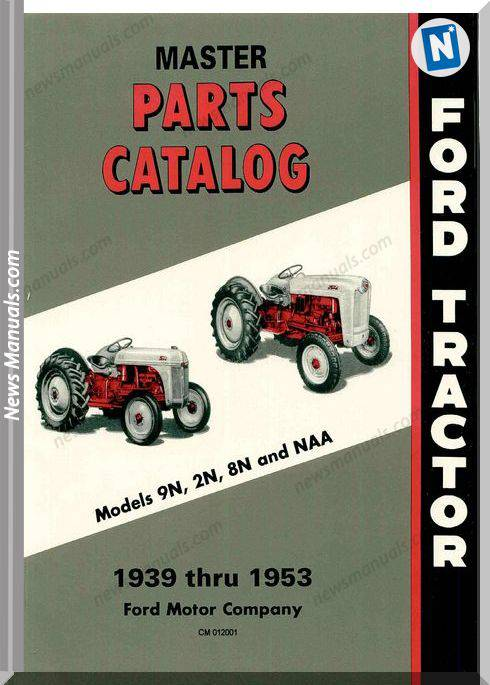 ford tractor naa