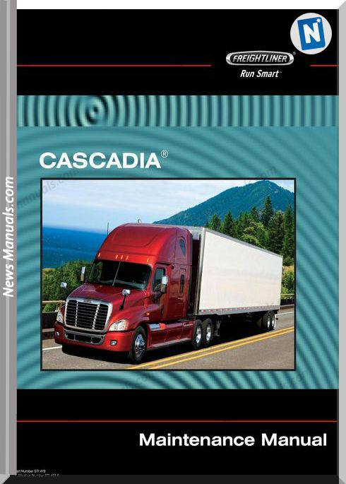 Freightliner Cascadia Maintenance Manual