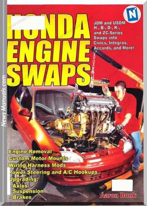 Honda Engine Swaps Aaron Bonk