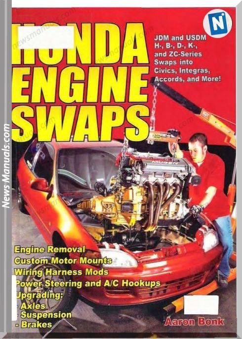 Honda Engine Swaps Jdm Usdm Civic Accord And More