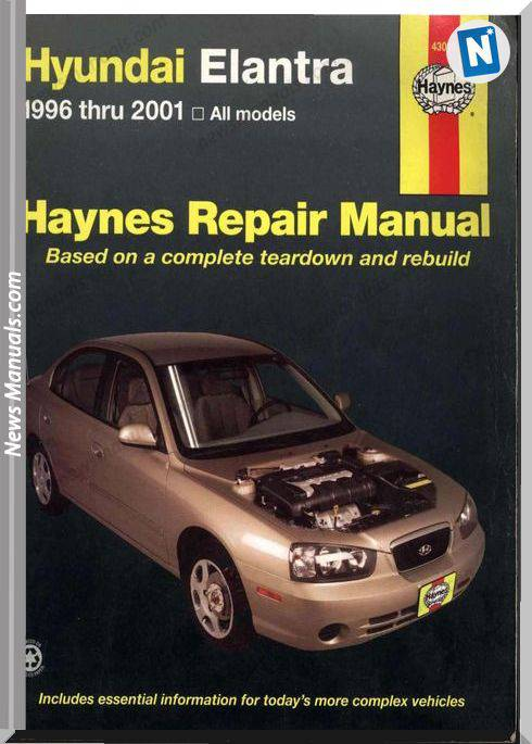 Hyundai Elantra Repair Manual