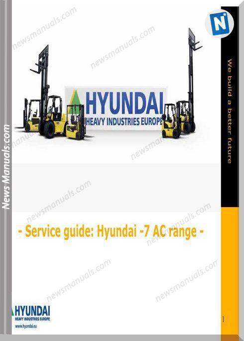 Hyundai Service Guide 7 Ac Range