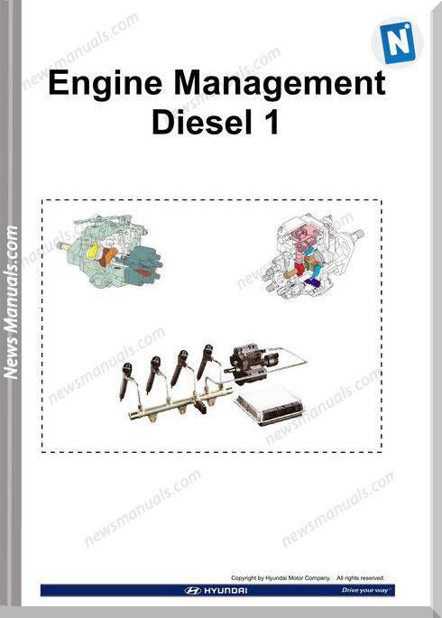 Hyundai Training Cd1 Engine Management Diesel 1 2009