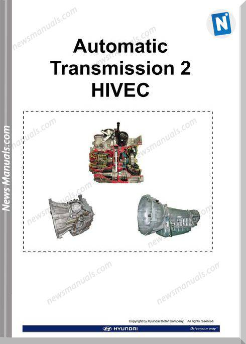 Hyundai Training Cd2 Transmission 2 Hivec 2009