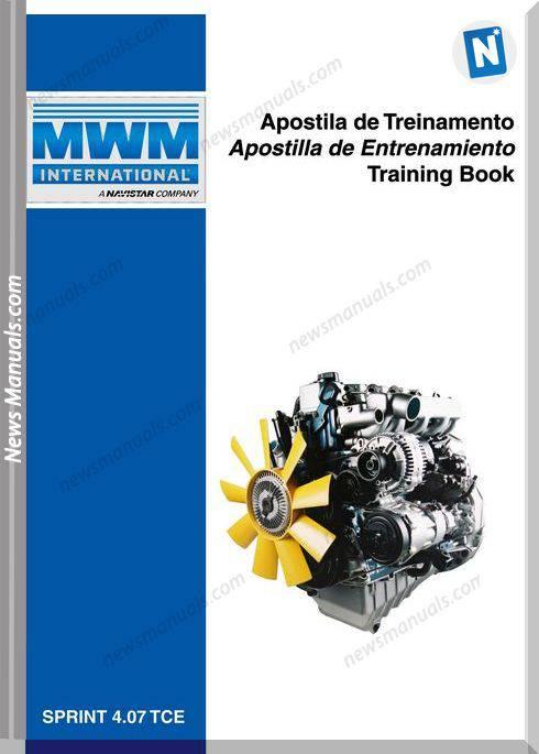 International Sprint 4.07 Tce Training Book