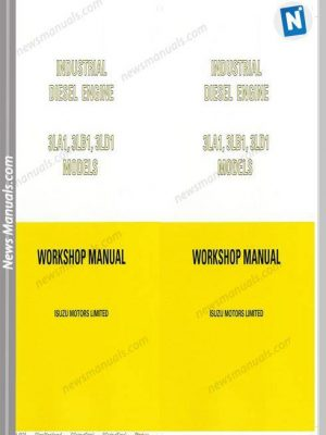 cummins ism cm875 control module wiring diagramisuzu 3la1 3lb1 3ld1 workshop service manual