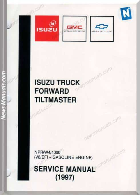 Isuzu Commerical Truck Npr 1997 Workshop Manual