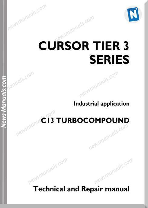 Iveco Engines Cursor C13 Series Compound Repair Manual