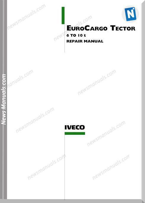 Iveco Euro Cargo 6 10T Repair Manual