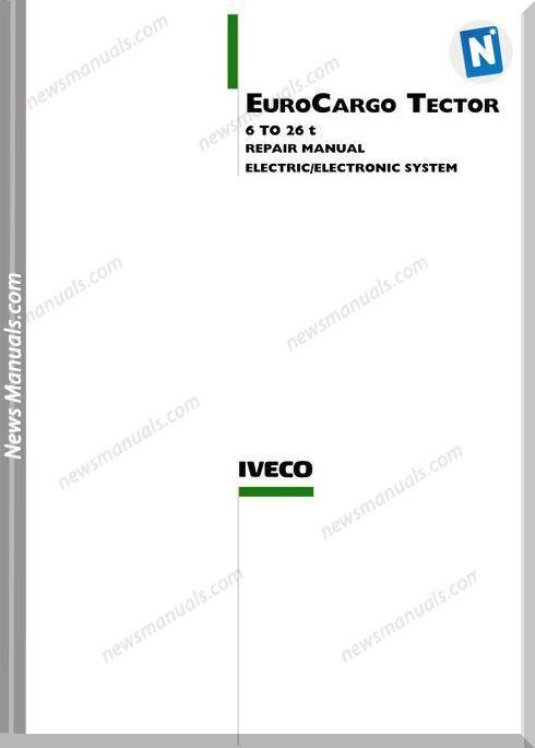 Iveco Euro Cargo Tector 6