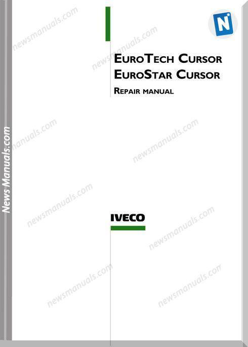 Iveco Euro Star Tech Repair Manual