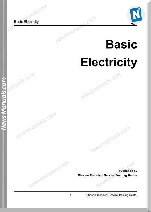 Kia Service Training Basic Electricity
