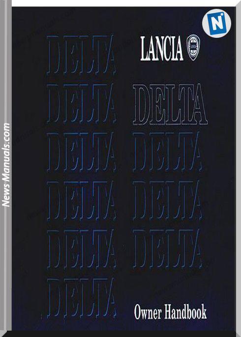 Lancia Delta Owner Manual