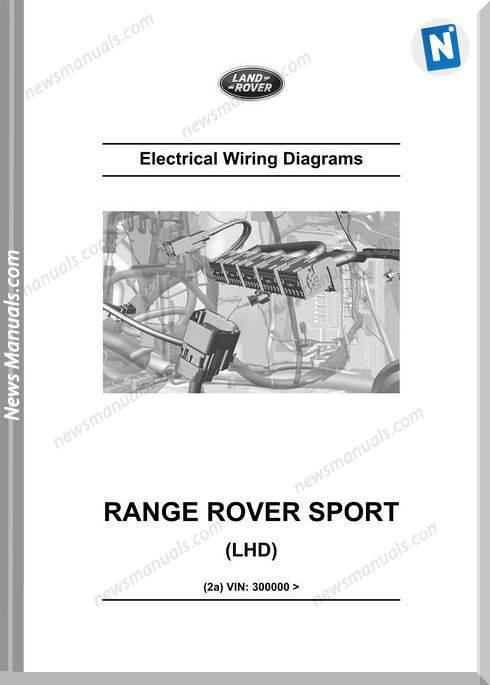 Land Rover Range Rover Sport 2014 L494 Wiring Diagram