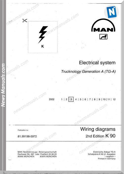 Man Tg A Wiring Diagram