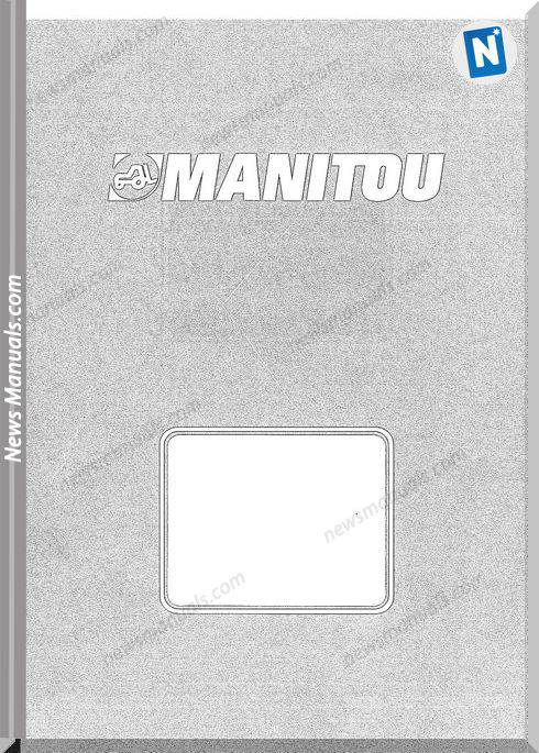 Manitou Forklift Mt732-Mt932 547629Fr Parts Manual