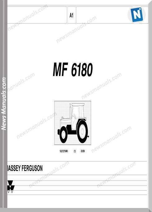 Massey Ferguson Mf 6180 Part Catalogue