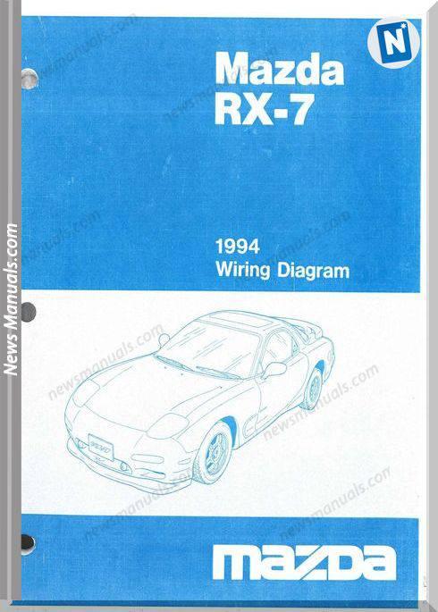 Mazda 94 Wiring Diagram