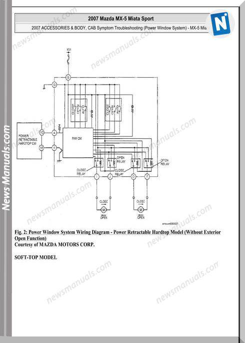 Maserati 4200 Workshop Wiring Diagram