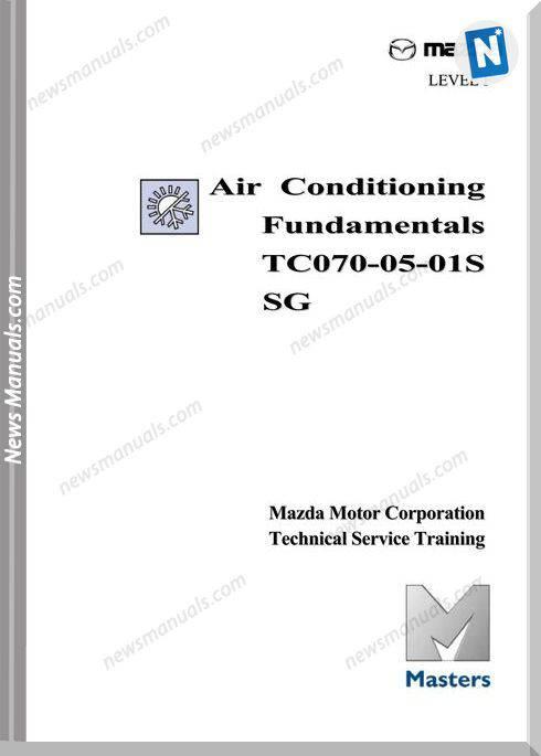 Mazda Service Training Air Conditioning Fundamentals