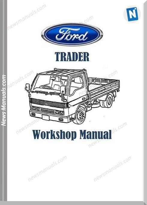 Mazda T3000 T3500 T4000 Workshop Repair Manual