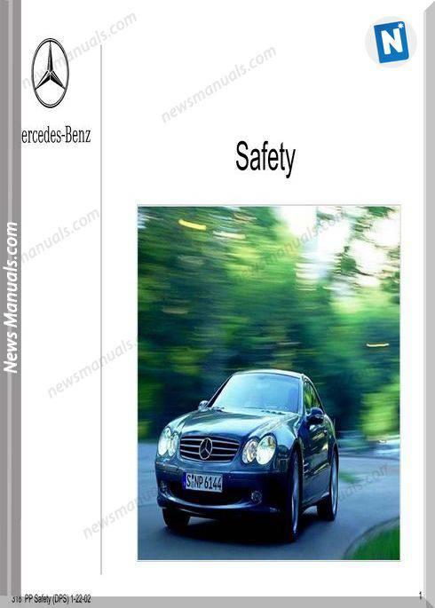 Mercedes Benz Training 318 Ho Safety Dps 1 22 02